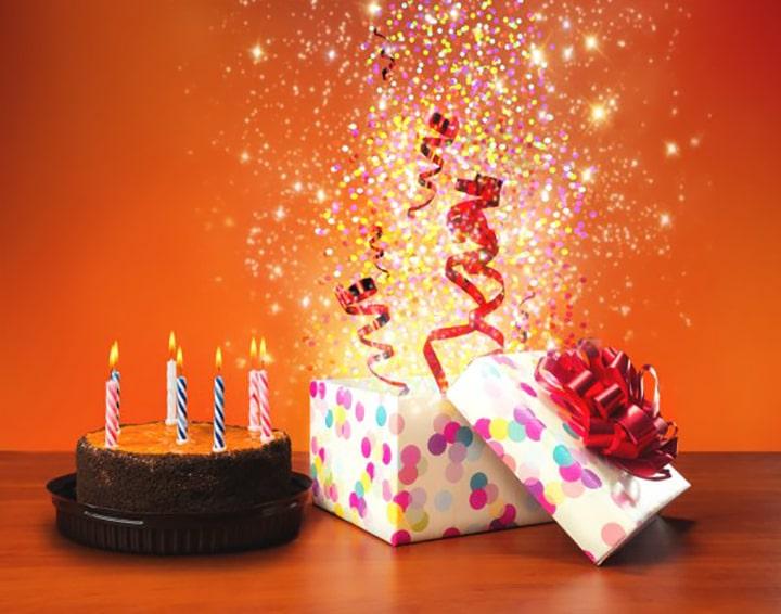 Tặng quà sinh nhật gì ý nghĩa gây bất ngờ ?