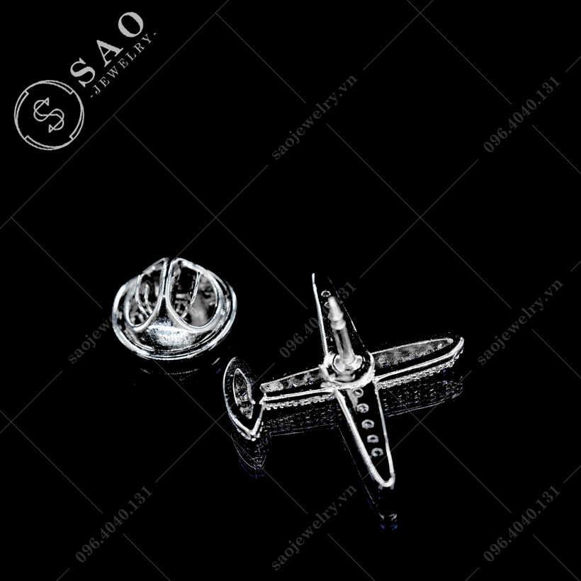 Khuy cài áo máy bay SAO - K23