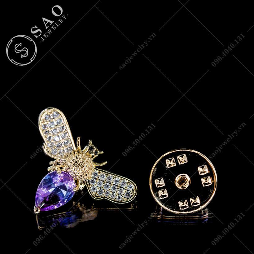 Khuy cài áo ong SAO - K29